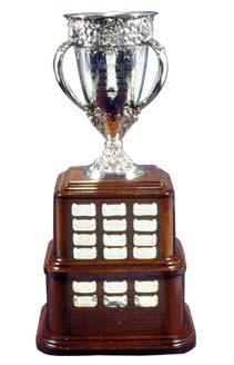 The Calder Memorial Trophy