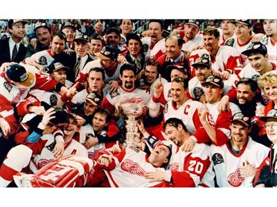 2007 NHL WINNER