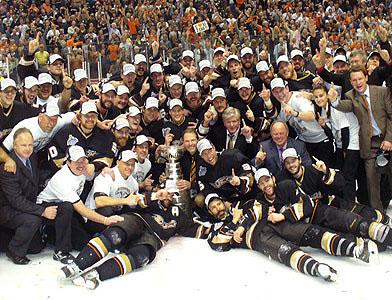2006 NHL WINNER