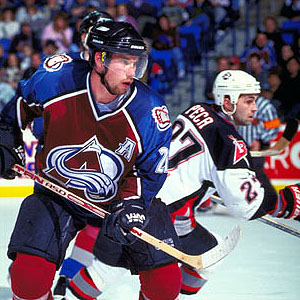 43aeafecf Legends of Hockey -- NHL Player Search -- Player Gallery -- Peter Forsberg
