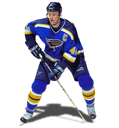 Chris Pronger was one of the most dominant (and feared) defencemen in the  National Hockey League. 7a96dfb94