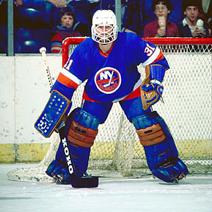 It Was Also The Fourth Consecutive Playoff That CONN SMYTHE TROPHY Awarded To A New York Islander With SMITH Following Butch Goring Mike Bossy And