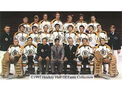 Silverware -- 1970-71 Prince Of Wales Trophy Winner ...