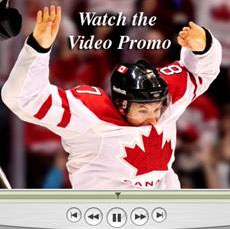 Click here to view our promotional video for the exclusive 'Touch the Olympic Puck' Exhibit