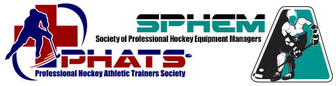 Profession Hockey Athletic Trainers Society / Society of Professional Hockey Equipment Managers