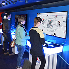 Exhibits -- Video Game Kiosks