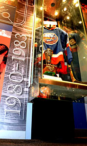 The New York Islanders dynasty of the 1980s won four consecutive Stanley Cup titles.