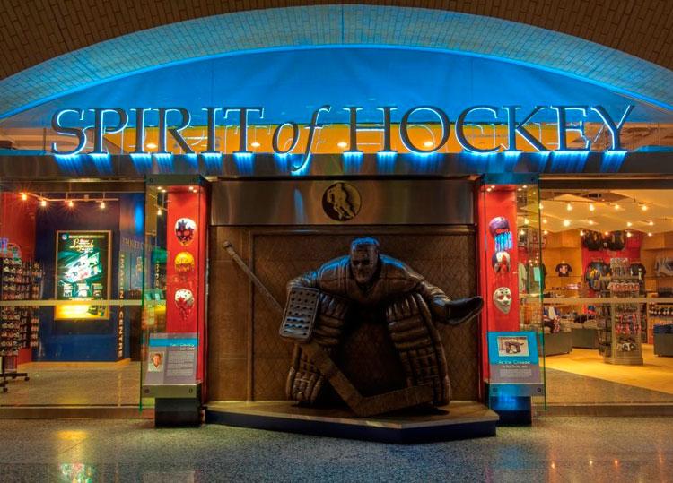 info for 1ce8e 745ae Spirit of Hockey Retail Store