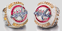 Washington Capitals Donate Stanley Cup Championship Ring