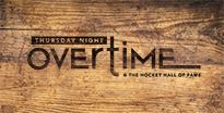 New Overtime Events (19+) Nov. 28 - Kickin' Country Night