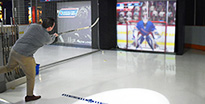 NHLPA Game Time: Test Your Skills in Our Model Rink