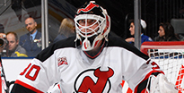 Brodeur returns to the net