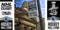 Historic NHL and Stanley Cup Anniversary Street Banners On Sale