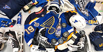 St. Louis Blues Stanley Cup Championship Display Unveiled