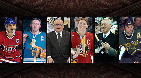 Hockey Hall Of Fame Homepage