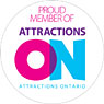 Proud Member Of Attractions - ON Attractions Ontario