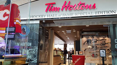 Tim Hortons Hockey Hall of Fame Special Edition