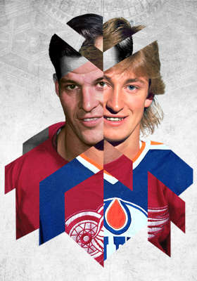 New 9 & 99: The Howe· Gretzky Exhibition