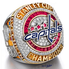 Washington Capitals Donate 2018 Stanley Cup Championship Ring