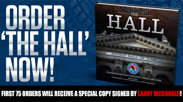 'The Hall' Hardcover Book Now Available