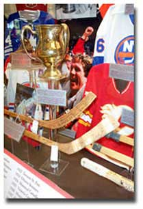 Hockey Hall of Fame Resource Centre: Donations