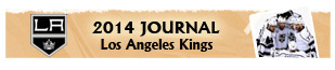 2014 Stanley Cup Journal - Los Angeles Kings