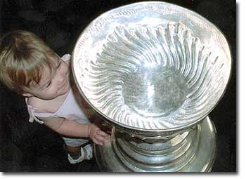 A little Faith will get you the Cup.