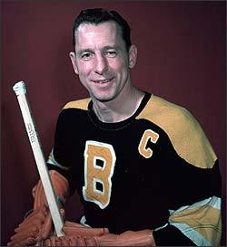 Boston Bruins Sweater