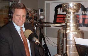 Rocky Wirtz and the Stanley Cup stopped by ESPN radio