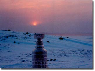 The Stanley Cup made a rare but memorable visit to Canada's northernmost communities.