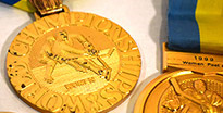 Canadian International Gold: Celebrating 100 Years  -- a special exhibit at the Hockey Hall of Fame