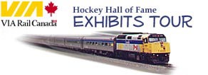 Via Rail presents The Online Exhibits Tour