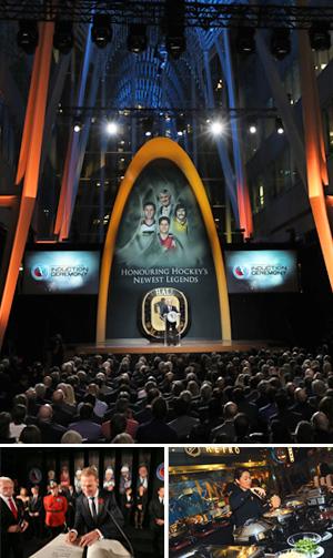 2017 Hockey Hall of Fame Induction - celebrating hockey's newest legends