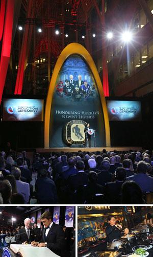 2018 Hockey Hall of Fame Induction - celebrating hockey's newest legends