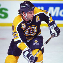 Oates put up a career-high 142 points for Boston in 1992-93.
