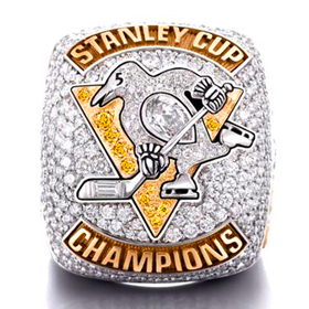 2017 Stanley Cup Championship Ring.