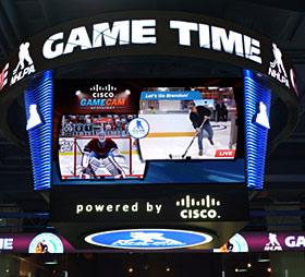 NHLPA Game Time
