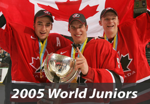 2005 World Juniors