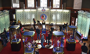 The Esso Great Hall Is Home To The Stanley Cup All The