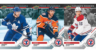 Upper Deck National Hockey Card Day