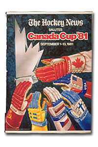 Canada Cup Poster