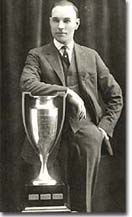 The original Hart Trophy was donated to the NHL in 1923