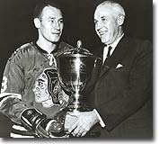 During the 60's Pierre Pilote won the Norris three consecutive years with the Chicago Blackhawks