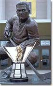 The Rocket Richard Trophy is awarded to the NHL's top goal-scorer