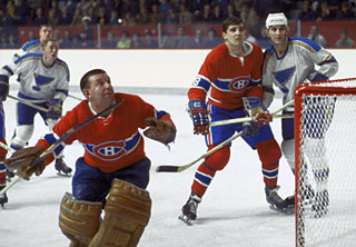 Gump Worsley tended goal for all four of the Canadiens Stanley Cup wins during the stretch from 1964 to 1969.