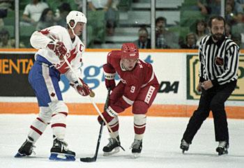on sale f345e 06762 Legends of Hockey - Spotlight - Team Canada - 1984 Canada Cup