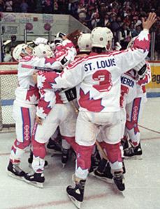 Legends Of Hockey Spotlight Team Canada Women S World