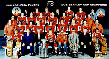 flyers 1975 roster