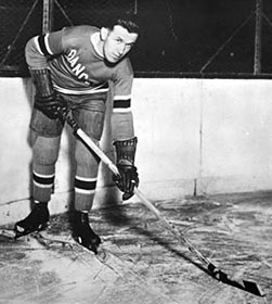 Frank Boucher joined the New York Rangers prior to the 1926-27 season