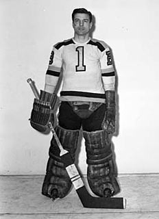 Throughout his NHL playing career Frank Brimsek registered 40 shutouts and won a total of 252 regular season games.